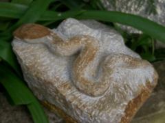 Opera d'arte: Serpente (1)