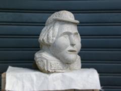 Opera d'arte: Uomo con il cappello (2)