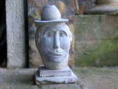 Opera d'arte: Uomo con il cappello (3)